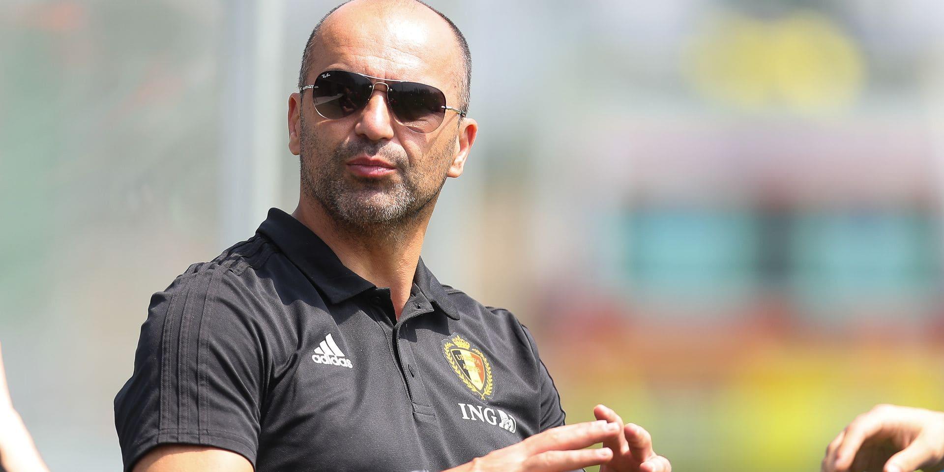 """Roberto Martinez en est convaincu: """"Romelu est prêt à relever un nouveau défi"""""""