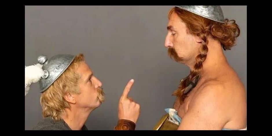 Cinéma: Astérix vaincu par le coronavirus, le film reporté !