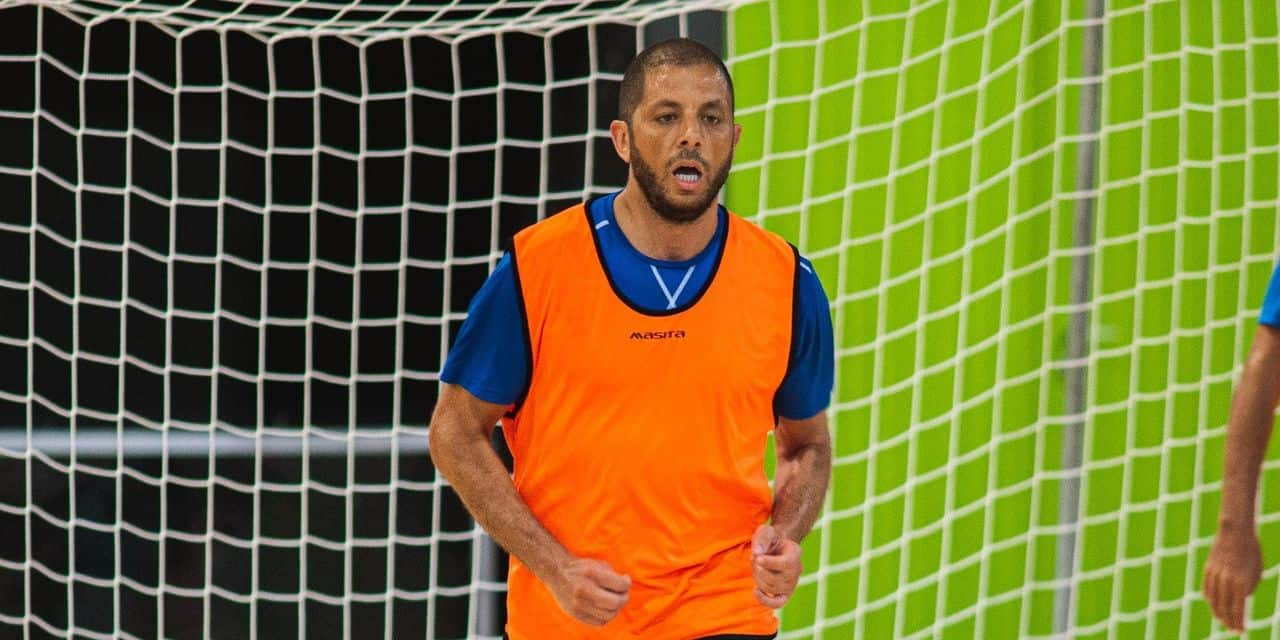 "Karim Chabai retrouve la prairie en P3: ""Le football m'a manqué"""
