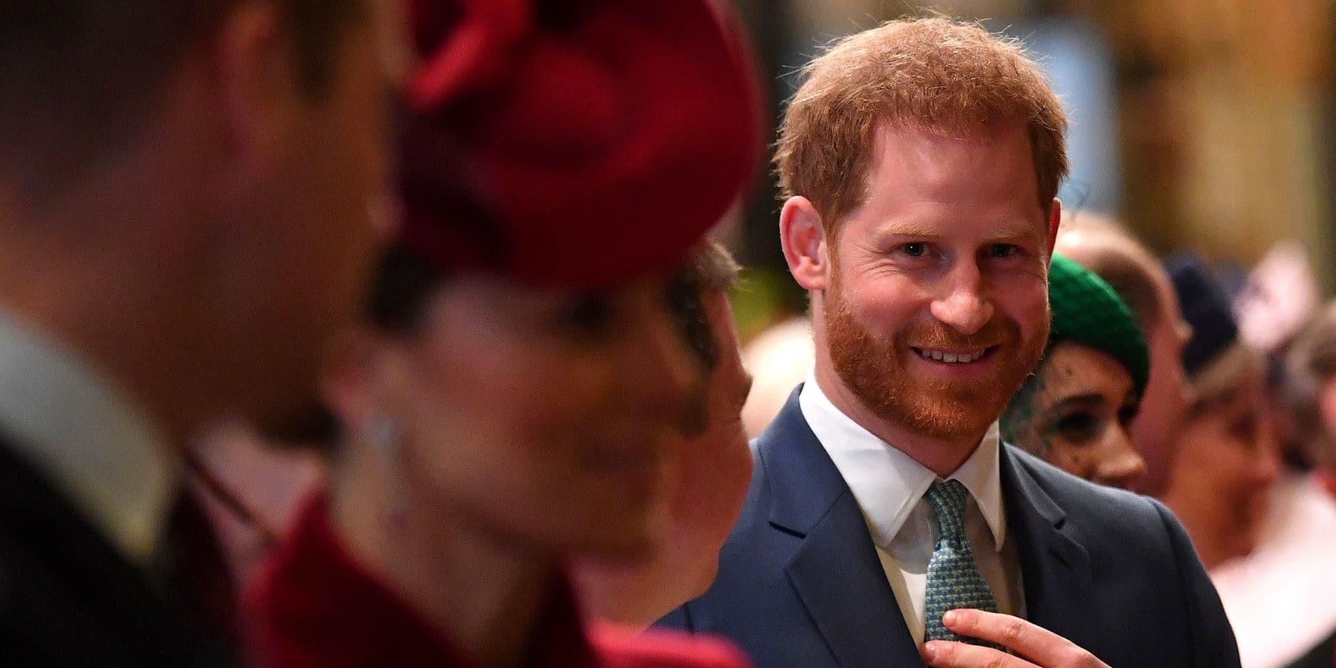 Prince Harry: un célèbre voisin affirme qu'il porte désormais une queue de cheval