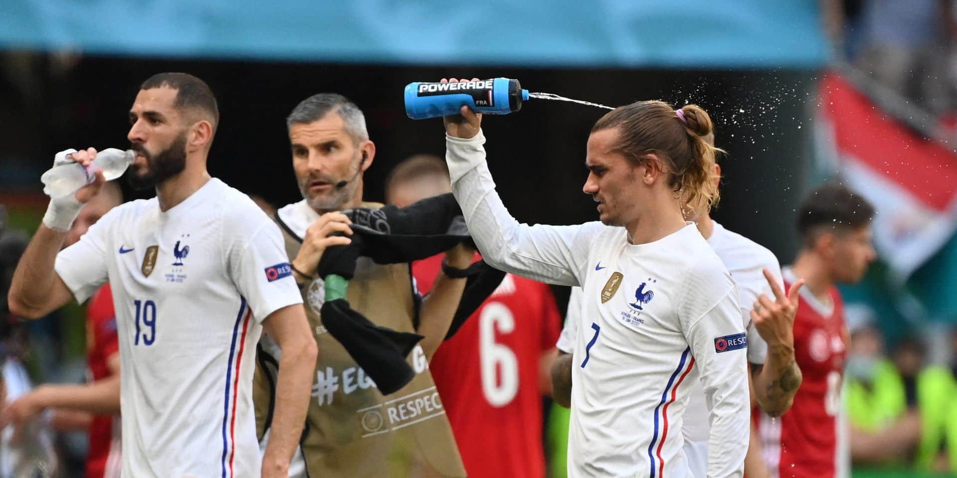 """""""Quand il en mettra un, le robinet sera ouvert et cela va couler"""": Griezmann vole au secours de Benzema"""