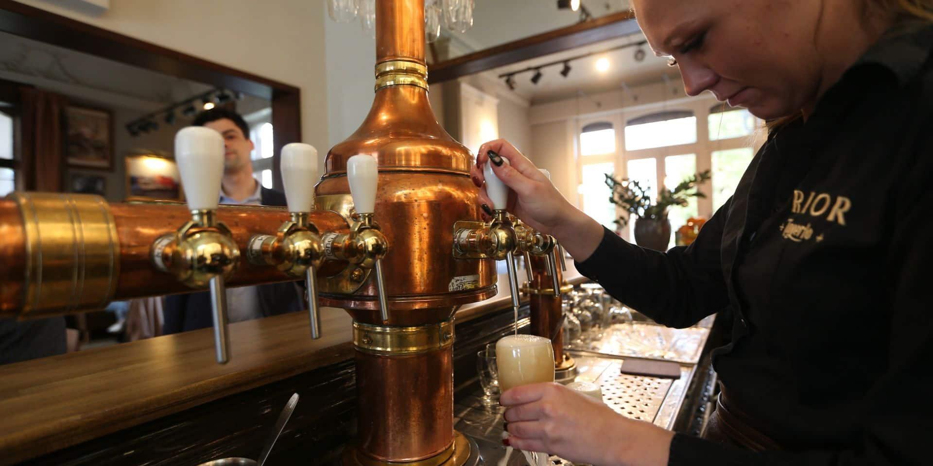 AB InBev lance le verre de 30 cl dans l'horeca