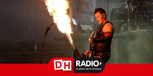 Rammstein performing live during the 1st edition of the Download Festival in Paris, France on June 12th 2016. Photo Julien Reynaud/APS-Medias/ABACAPRESS.COM Reporters / Abaca