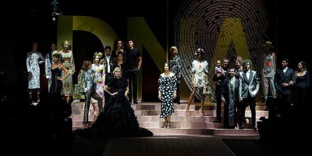 Pourquoi Dolce & Gabbana est accusé de racisme - La DH