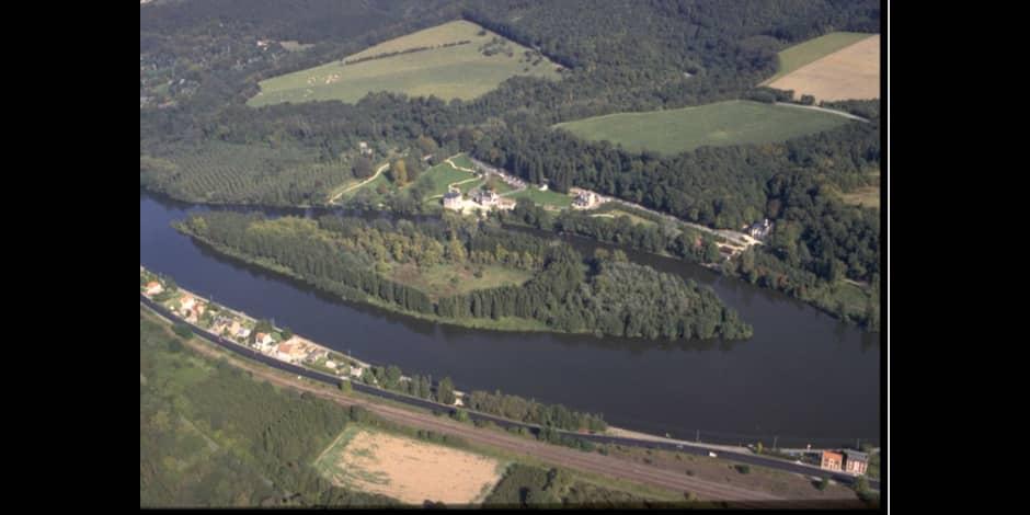 L'île privée d'Androssart, classée Natura 2000, deviendra accessible au public