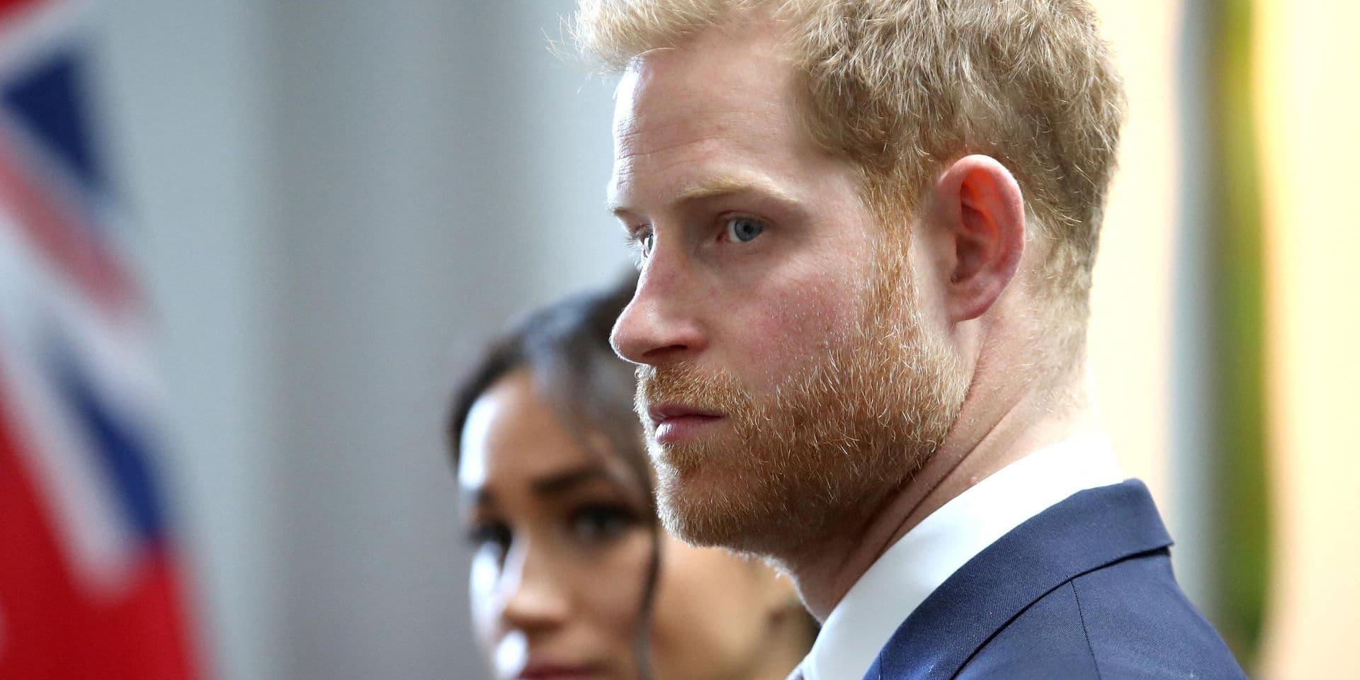 """""""Personne ne savait"""": la réaction de la famille royale après l'annonce des mémoires à 20 millions de dollars d'Harry"""