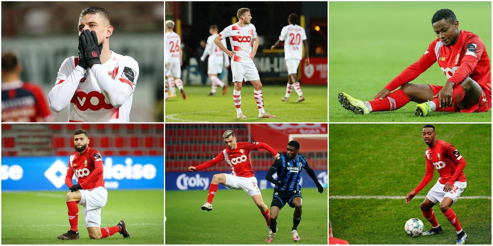 Balikwisha, Lestienne, Pavlovic, ... : quatre matchs pour être adroit à gauche au Standard