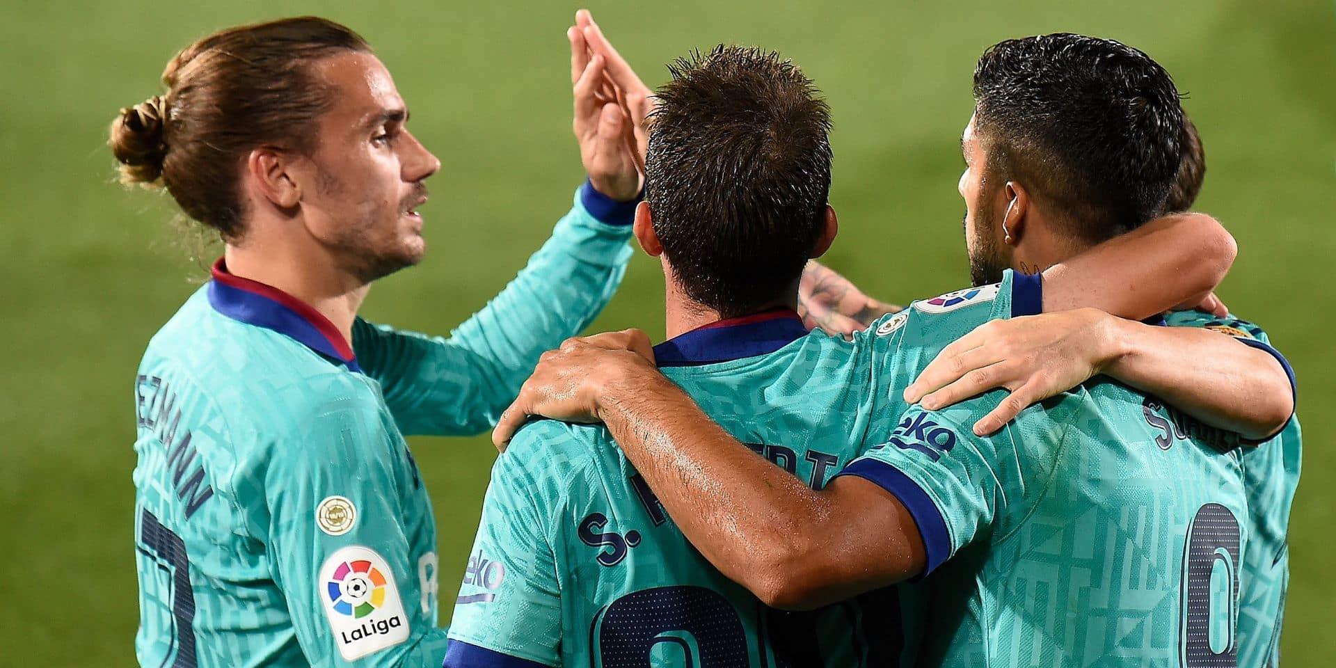 Journal du mercato (01/08): Everton veut un défenseur du Real Madrid, Manchester City lorgne un pilier du Barça