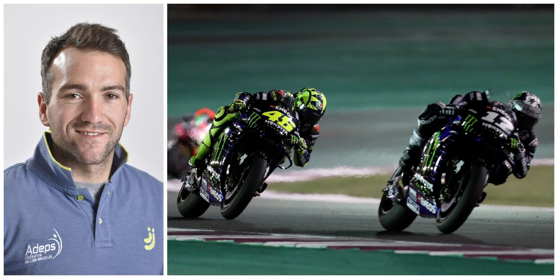 """MotoGP: """"Rossi est toujours là"""""""