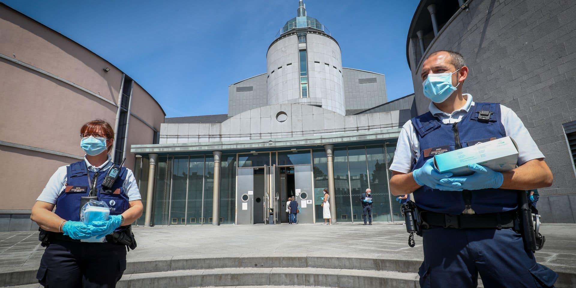 Meurtre de Colette Daully à Mons : le procès débute ce jeudi