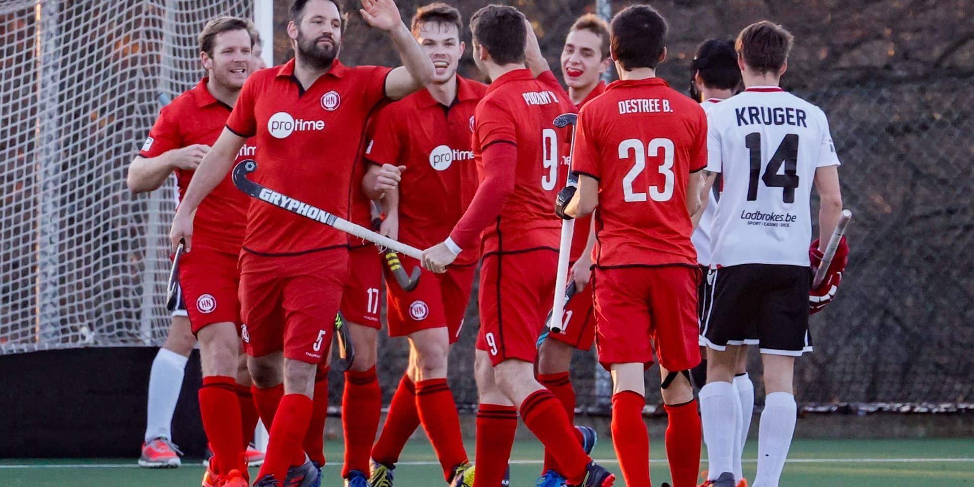 """Le play-down commence pour le Hockey Namur: """"Dorénavant, il va falloir des victoires"""""""