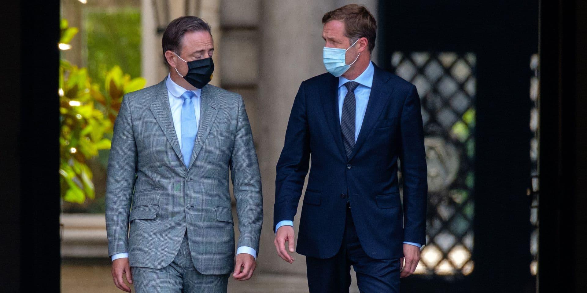 C'est la fin pour le duo Magnette-De Wever: les préformateurs jettent l'éponge