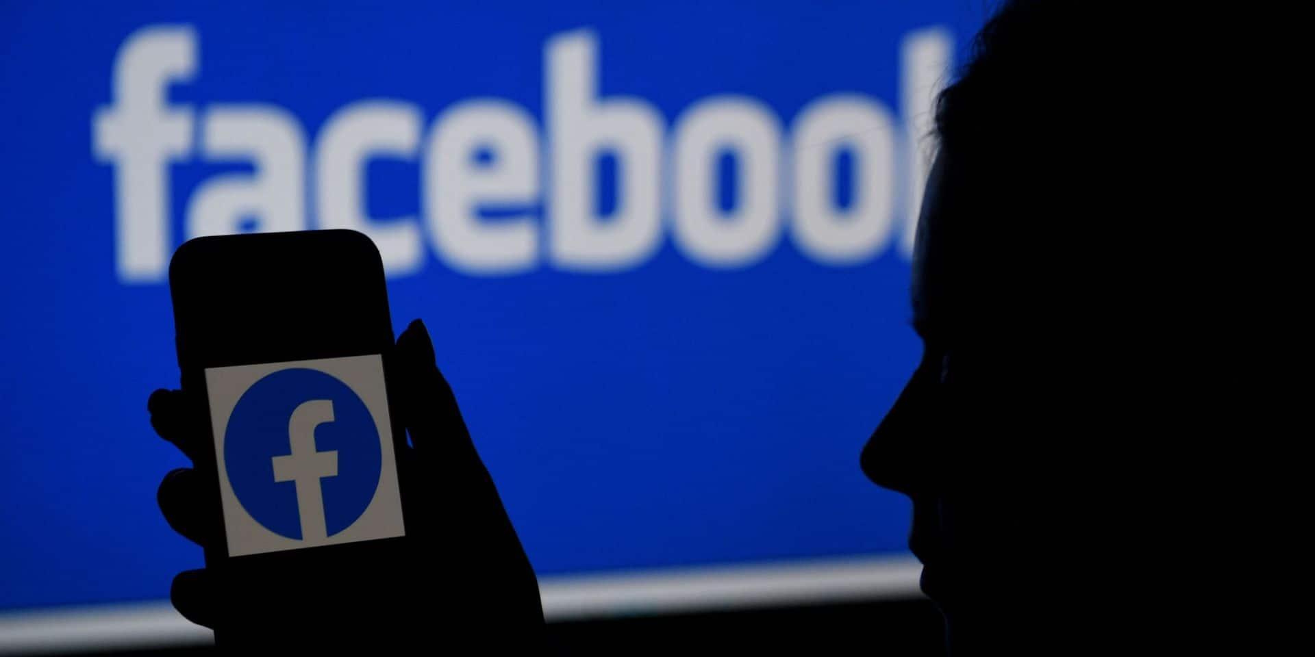 """Accusé par Biden de laisser circuler la désinformation sur le Covid, Facebook assure """"sauver des vies"""""""