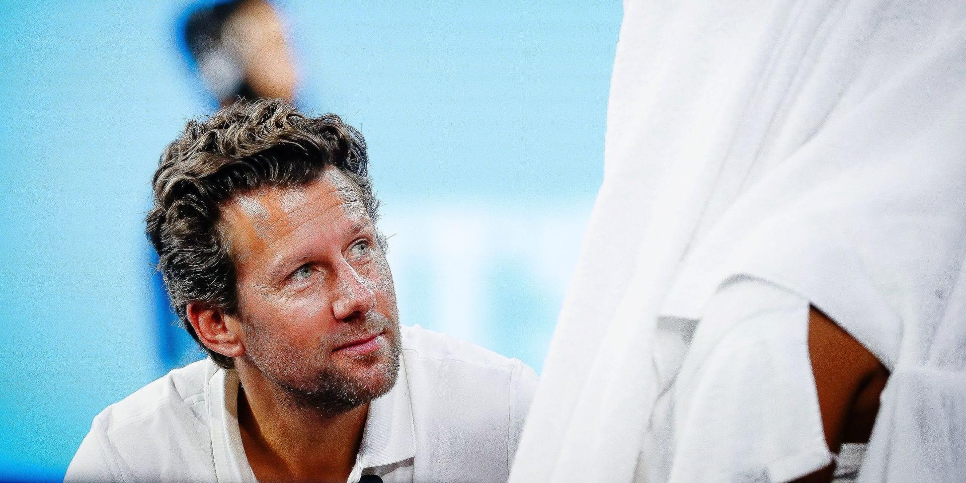 """Wim Fissette, le coach belge de Naomi Osaka rentré au pays: """"Rendre ce temps utile"""""""