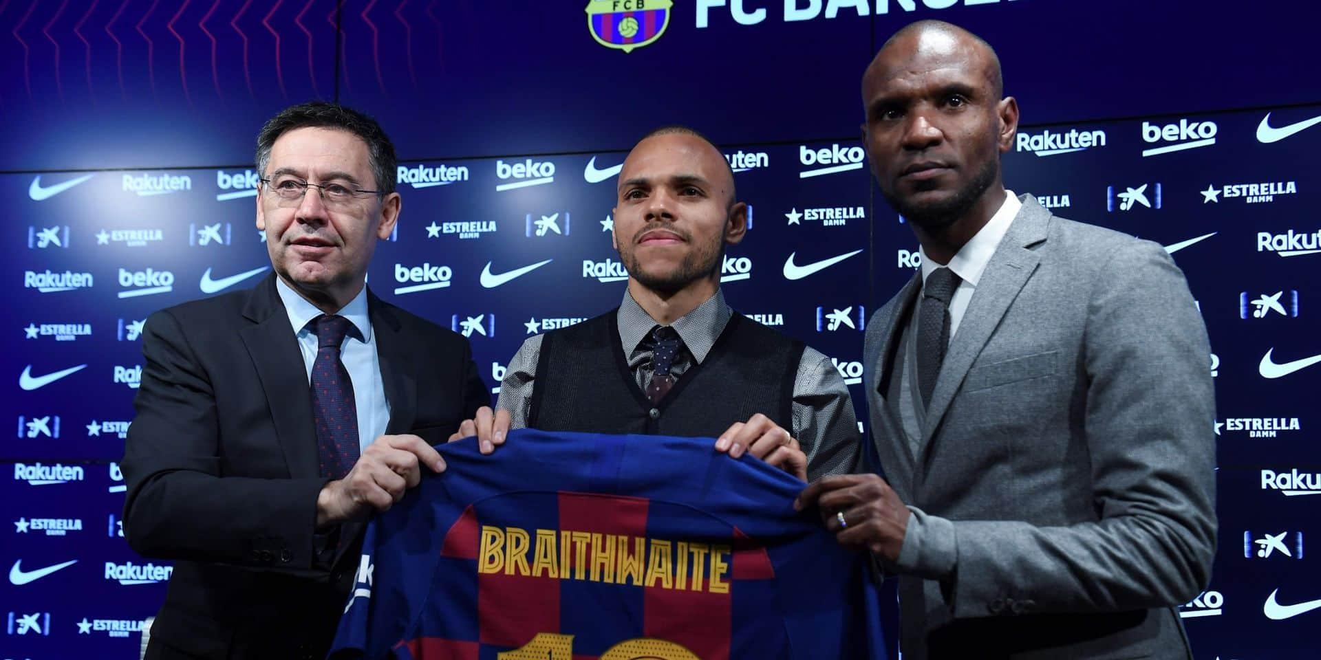 Braithwaite au Barça: ce qui se cache derrière le transfert le plus bizarre de l'année