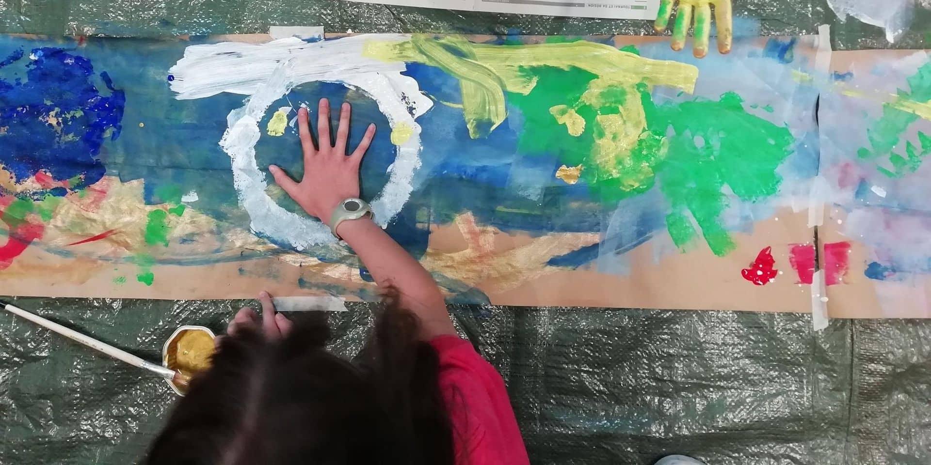 Ath: des stages d'été pour développer sa créativité