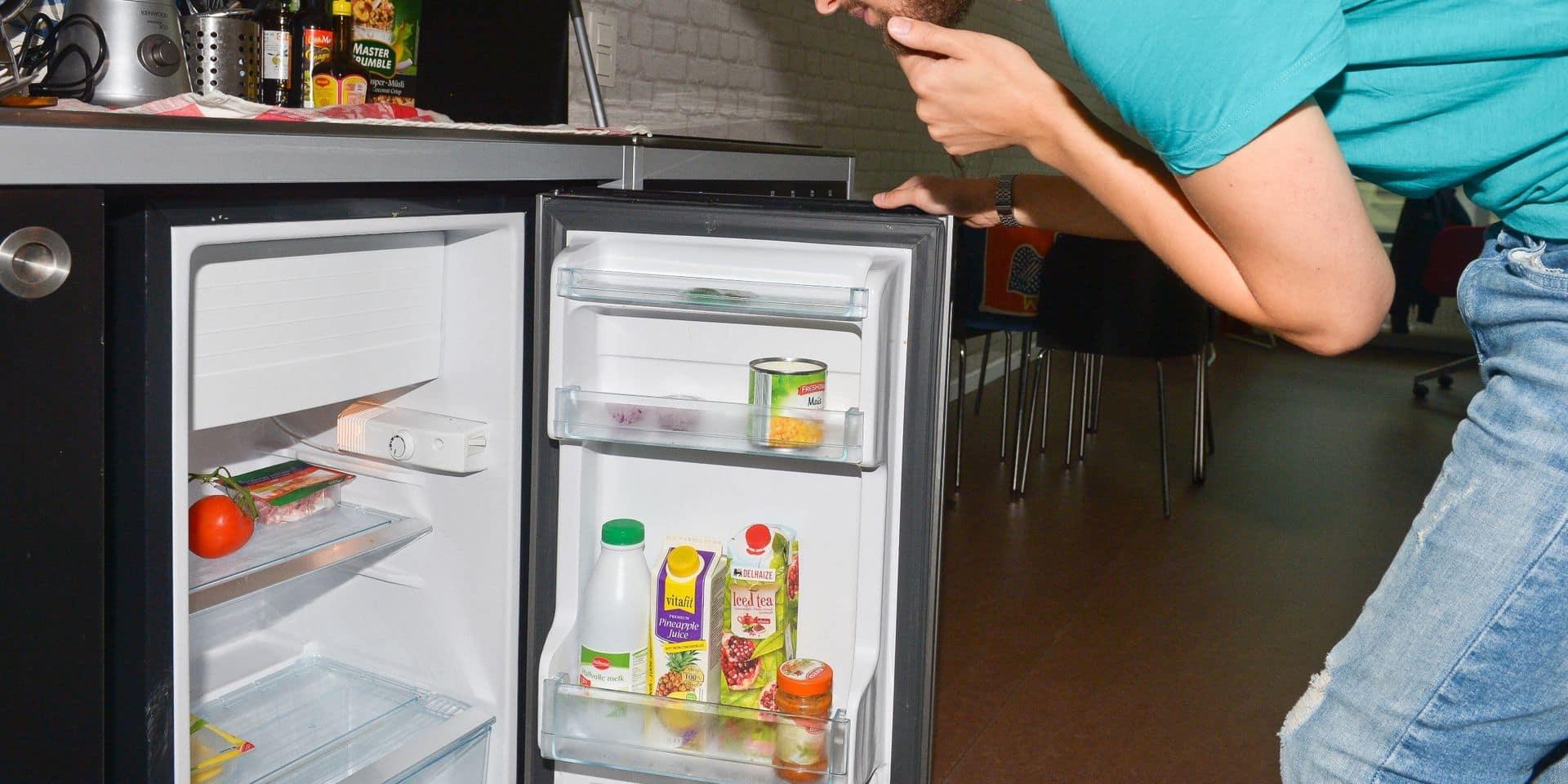 Un cambriolage particulier à Bléharies: les voleurs se servent dans le frigo, se remplissent la panse et s'en vont incognito