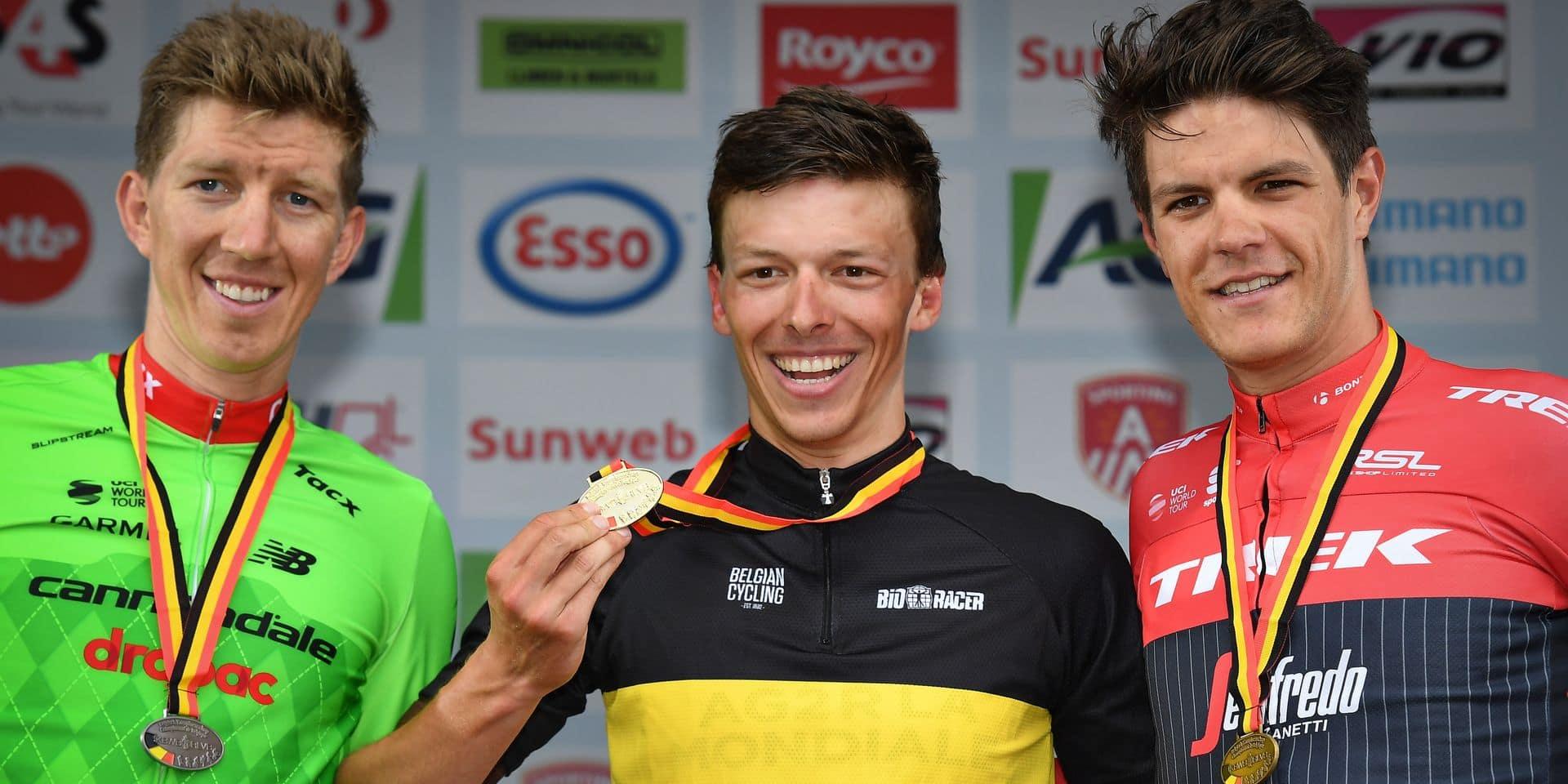Qui sont les favoris du championnat de Belgique de cyclisme ?
