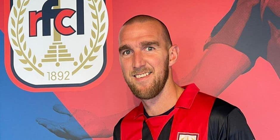 L'ex-défenseur de D1A Benjamin Lambot signe au RFC Liège