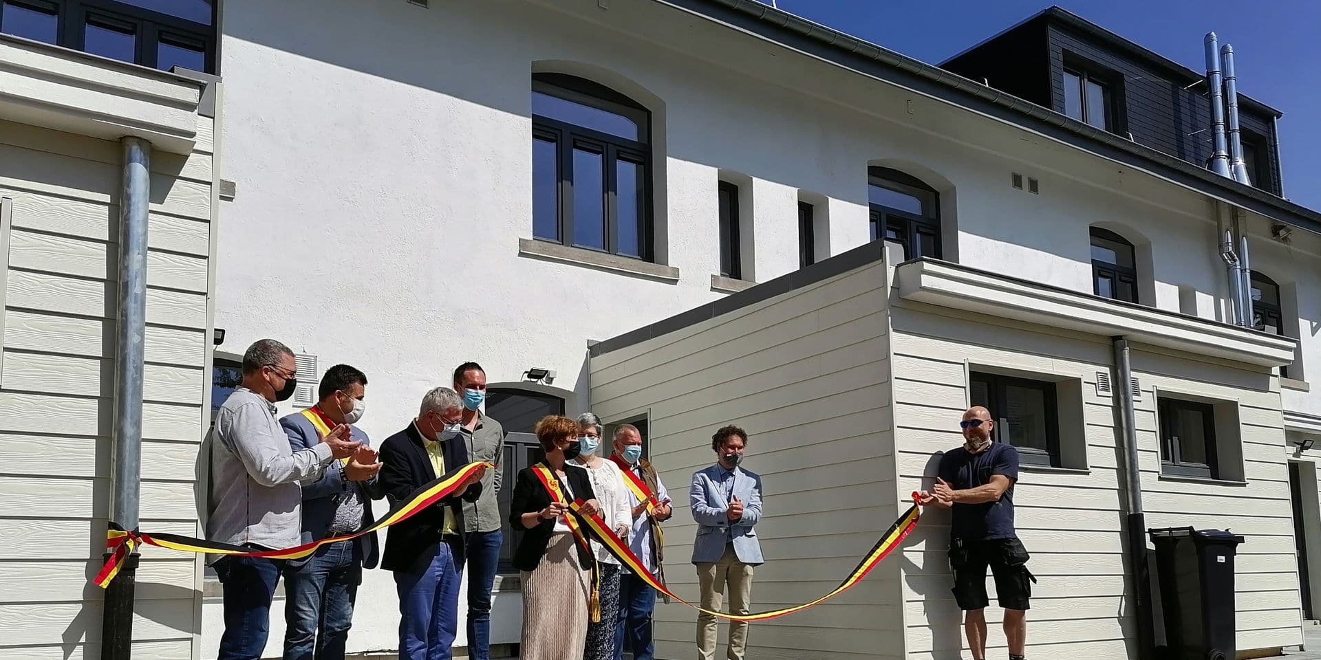 Foyer Namurois : 5 nouveaux logements à Noville-les-Bois