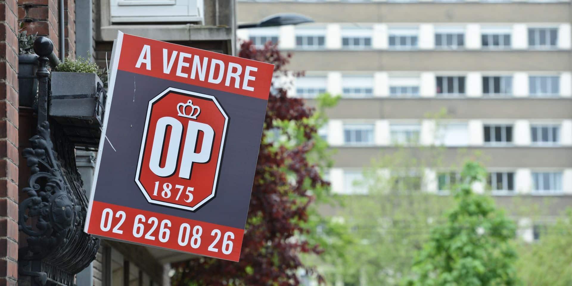 Le prix de l'immobilier à Bruxelles, commune par commune (INFOGRAPHIE)