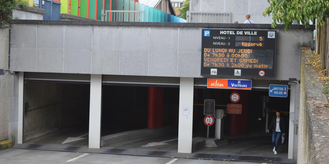 Stationnement à Namur : 2 mesures en faveur de la dynamique commerciale
