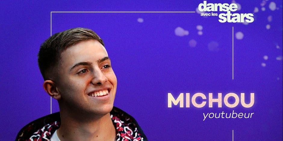 """Qui est Michou, le jeune YouTubeur de """"Danse avec les Stars""""?"""