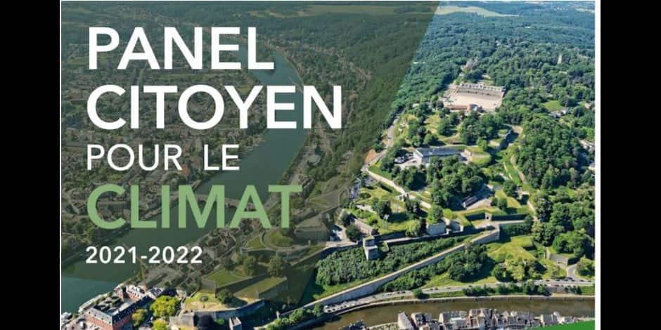 Urgence climatique : la Ville de Namur mobilise ses citoyens