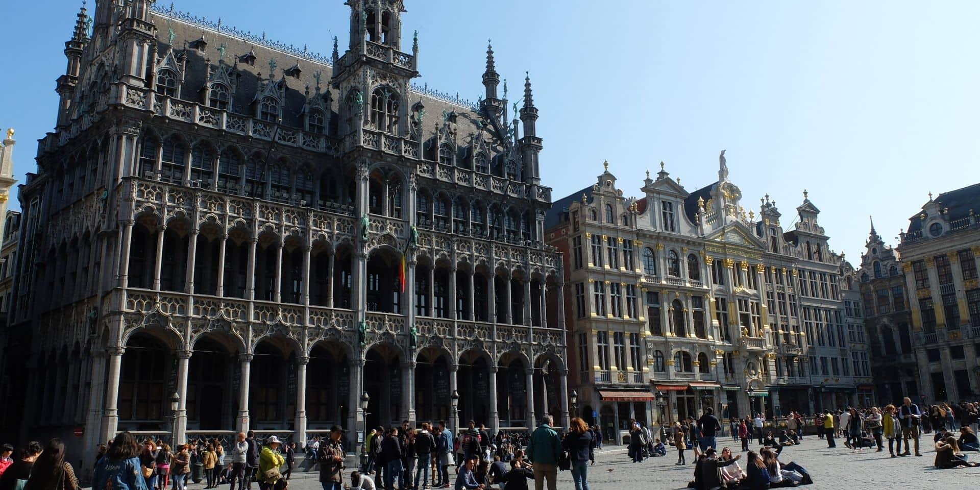 L'hôtel de ville de Bruxelles s'illuminera de vert samedi pour l'environnement