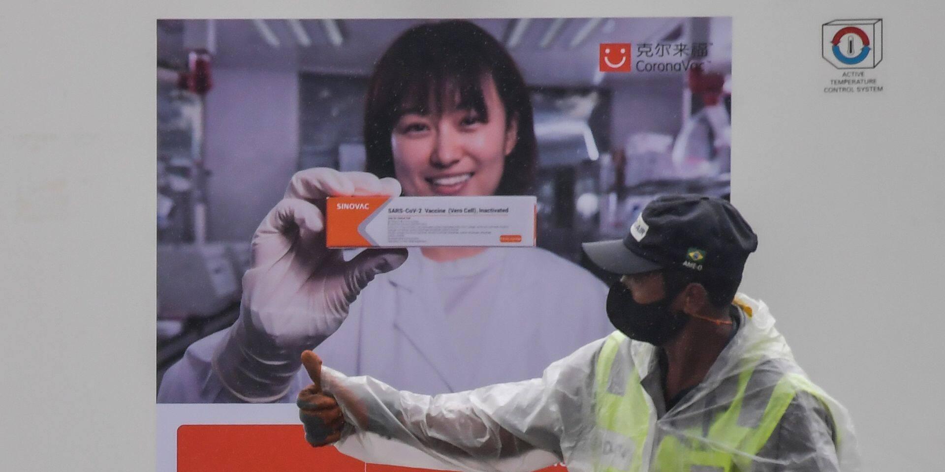 Deux vaccins chinois déjà inoculés à un million de personnes
