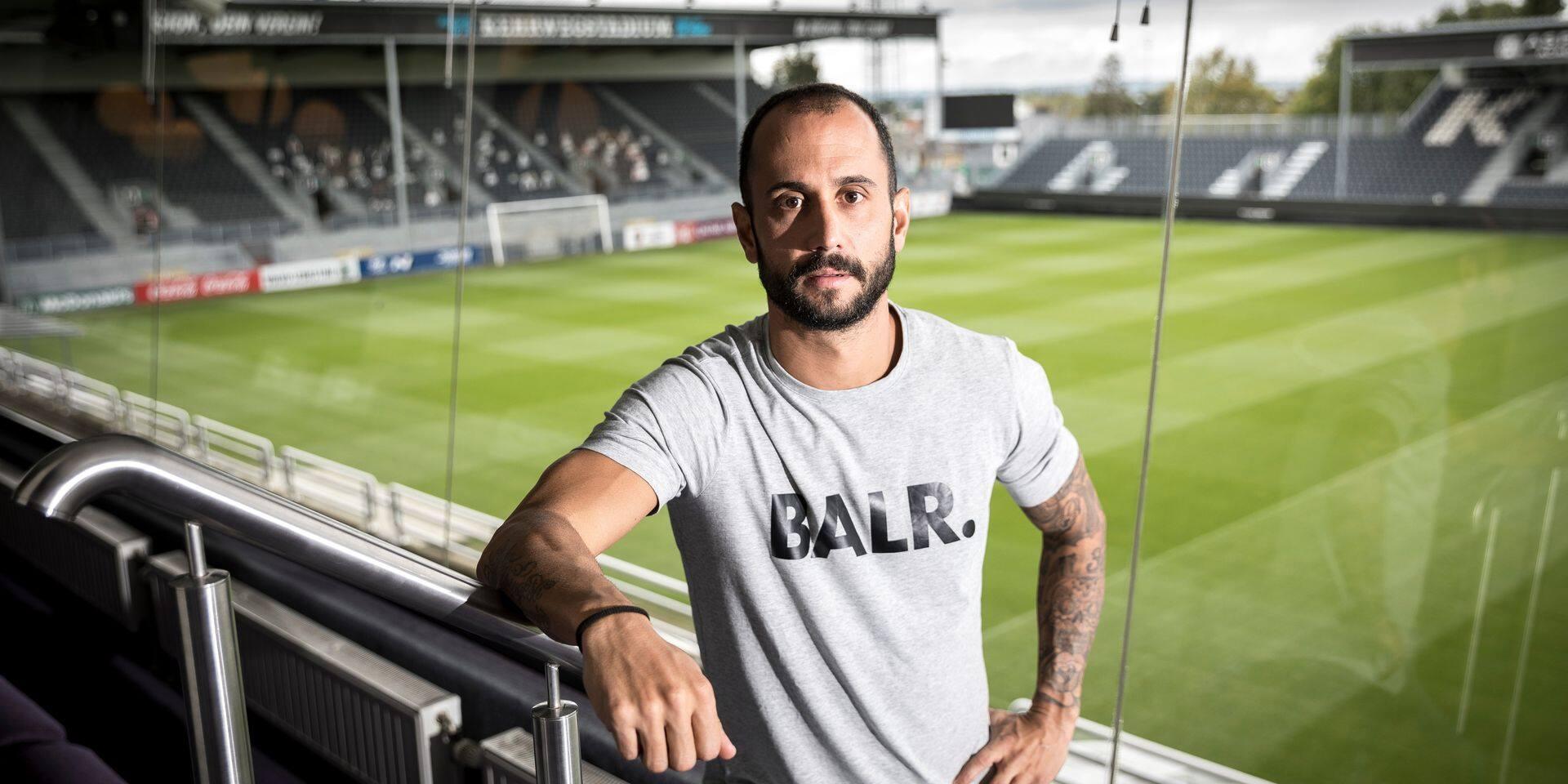 """L'ancien Blauw en Zwart Victor Vazquez préface le choc Bruges-Anderlecht: """"Tout peut se passer dans un Topper"""""""