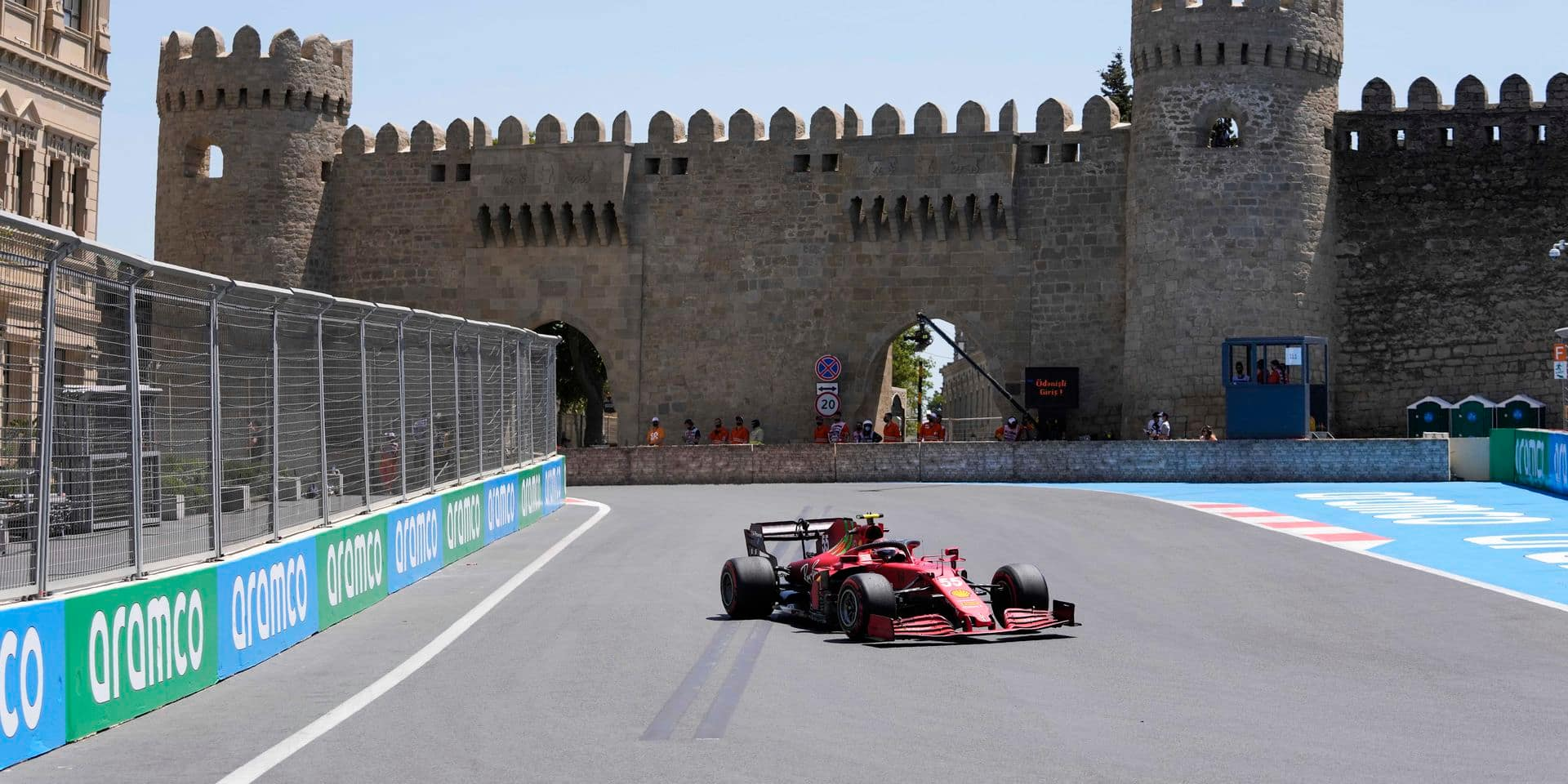 McLaren-Ferrari : duel de légendes