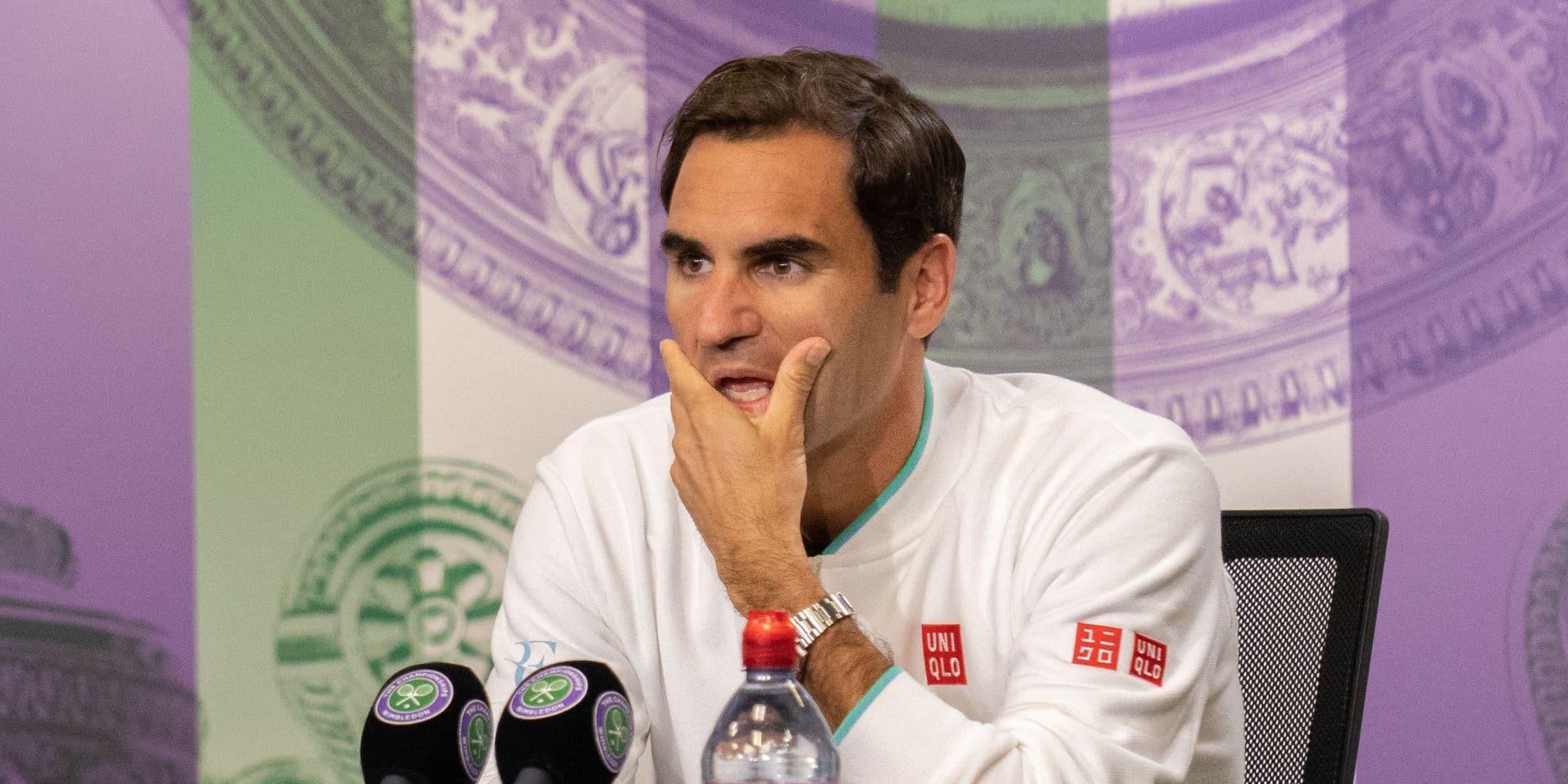 Roger Federer déclare forfait pour les Jeux olympiques !