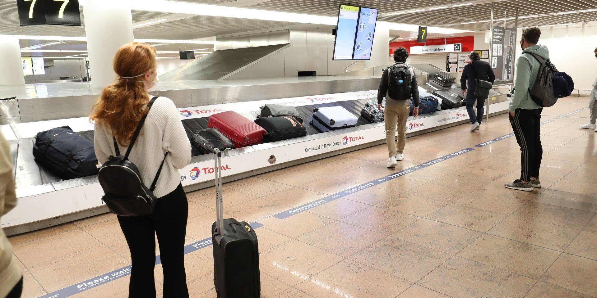 Il sera bientôt possible de se faire tester directement en descendant de l'avion à Brussels Airport