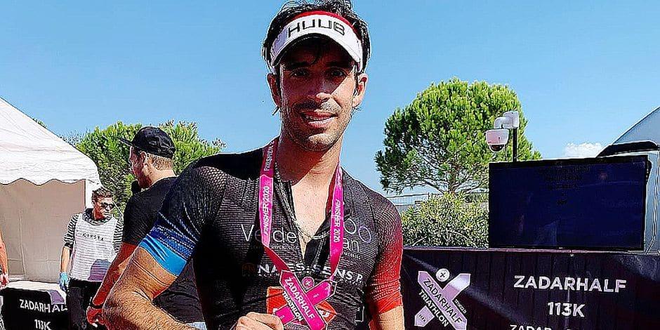 Deuxième à Zadar, le Quiévrainois Emmanuel Lejeune vise l'Ironman d'Hawaï à long terme