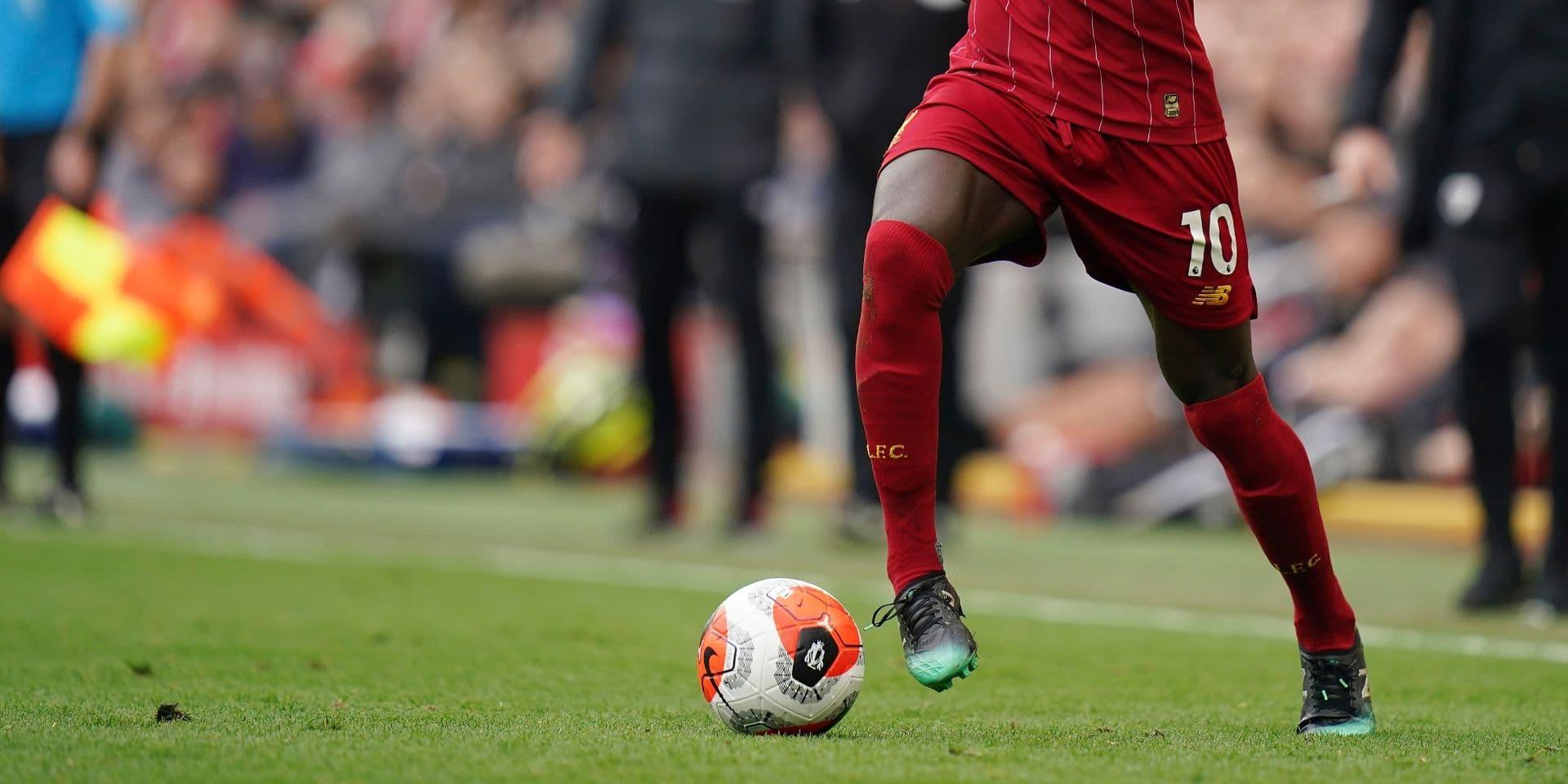 Premier League: un seul cas positif dans la dernière vague de dépistage en Angleterre