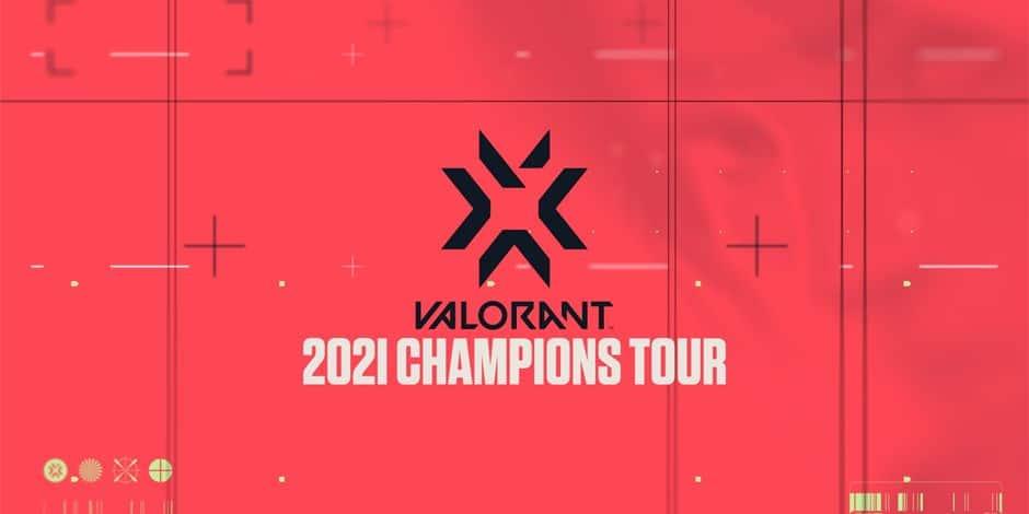 Du noir-jaune-rouge aux Masters européens du Valorant Champions Tour