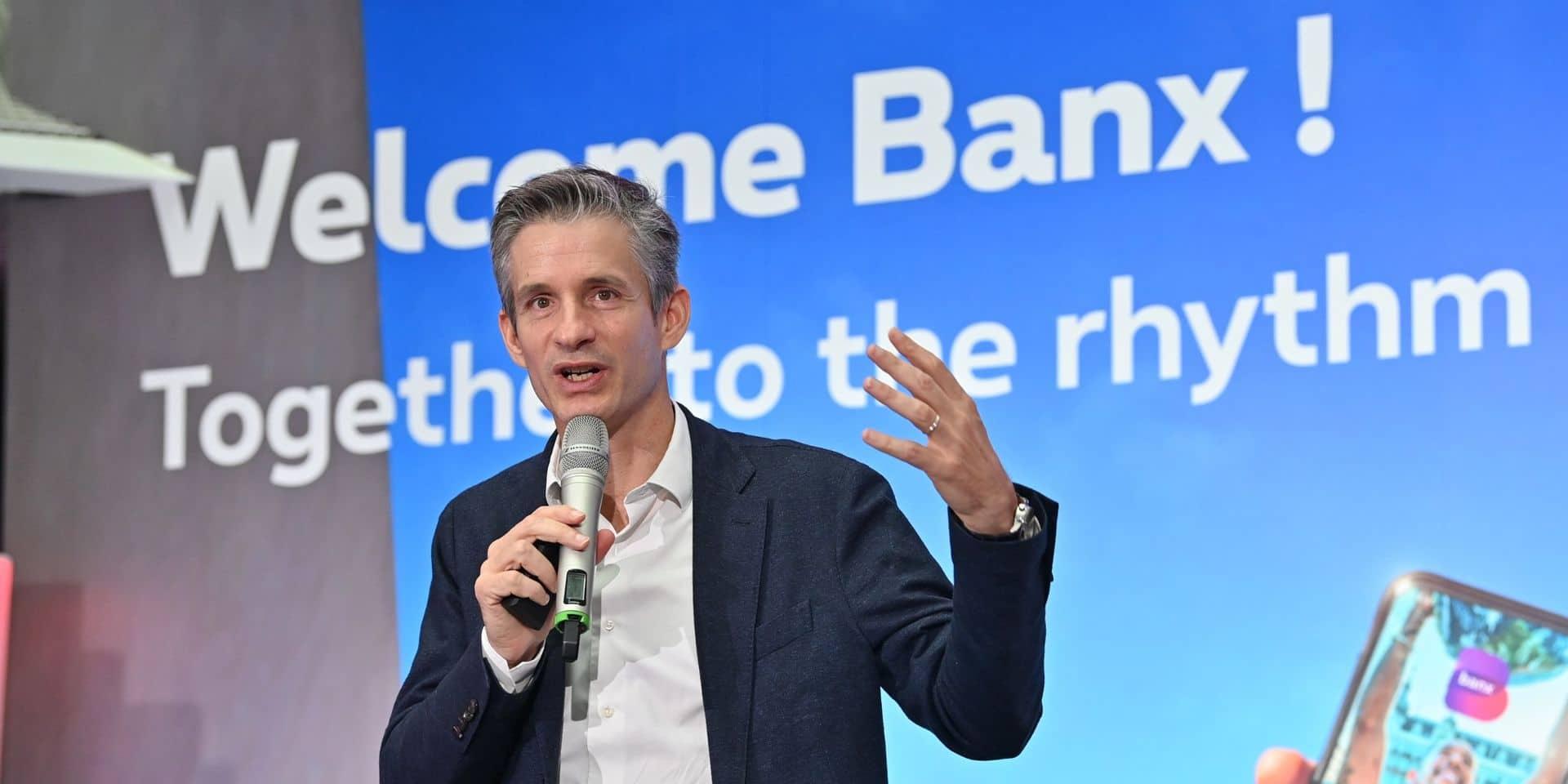 """Proximus et Belfius lancent l'application bancaire Banx, alternative durable crédible ? """"Il ne faut pas avoir peur de se confronter aux géants du web"""""""