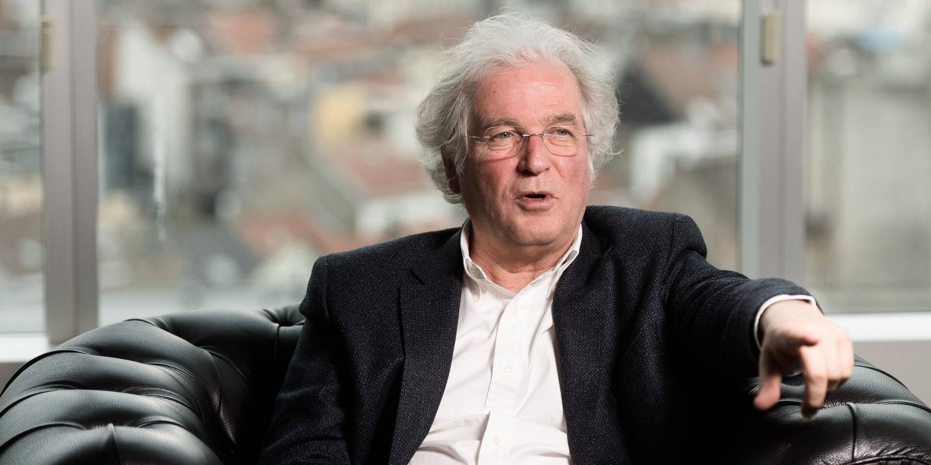 Pour Didier Gosuin, la consolidation de la Sécu passera par un effort d'équité et de solidarité fiscale