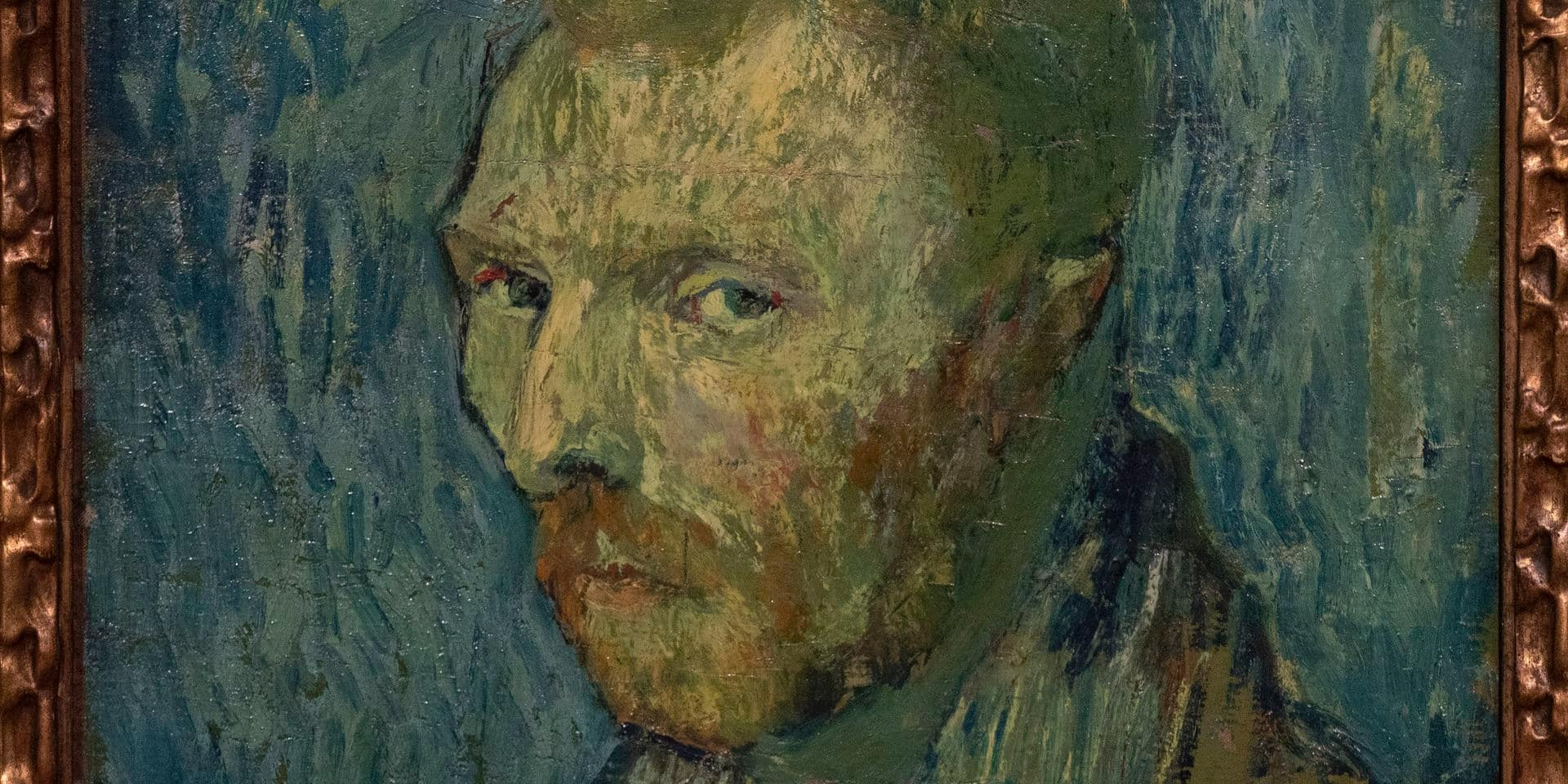 Les experts confirment l'authenticité d'un autoportrait de Van Gogh
