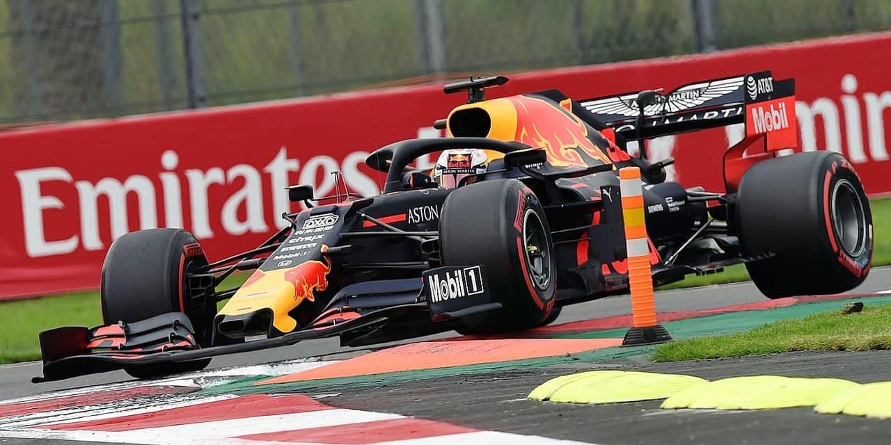 Max Verstappen, el diablo de Mexico !