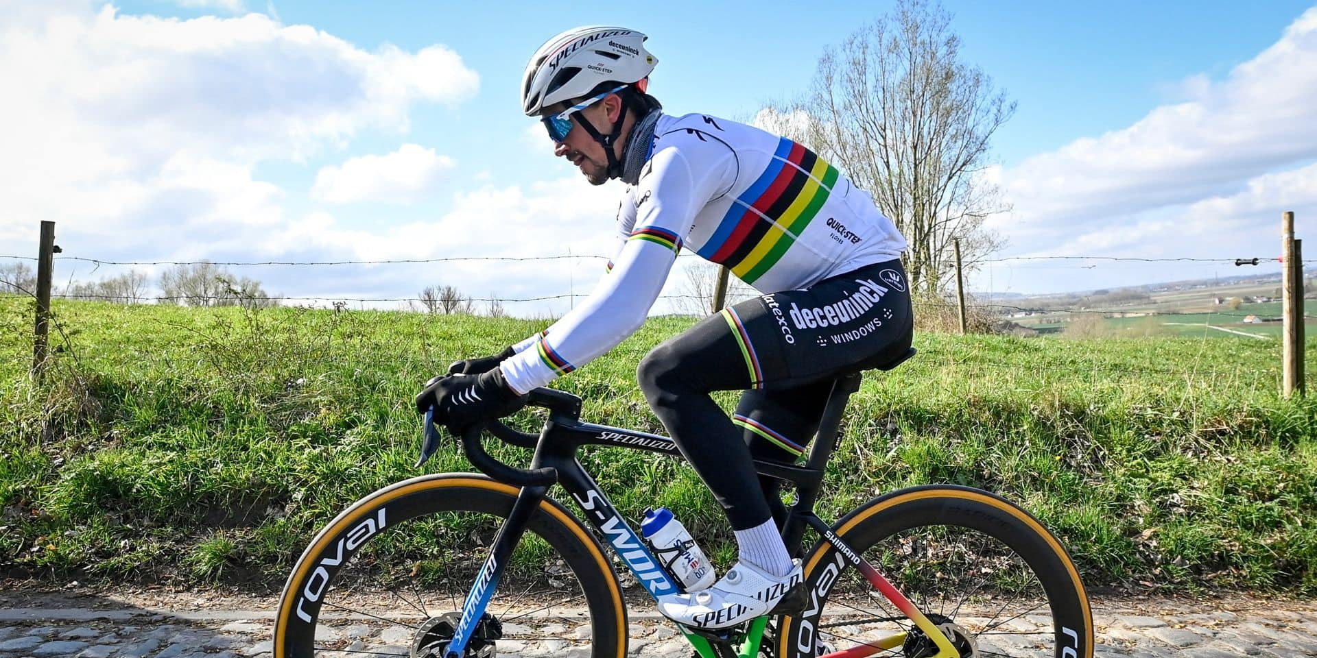 """Tour des Flandres: Julian Alaphilippe prendra le départ sans """"sentiment de revanche"""""""