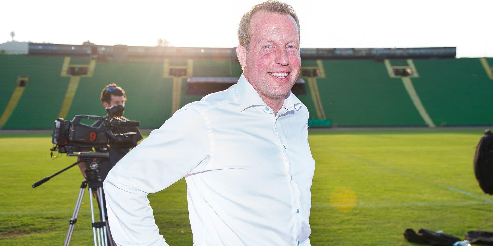 """La proposition de Bruno Venanzi pour redorer l'image du foot belge : """"Les joueurs doivent payer eux-mêmes leurs agents"""""""