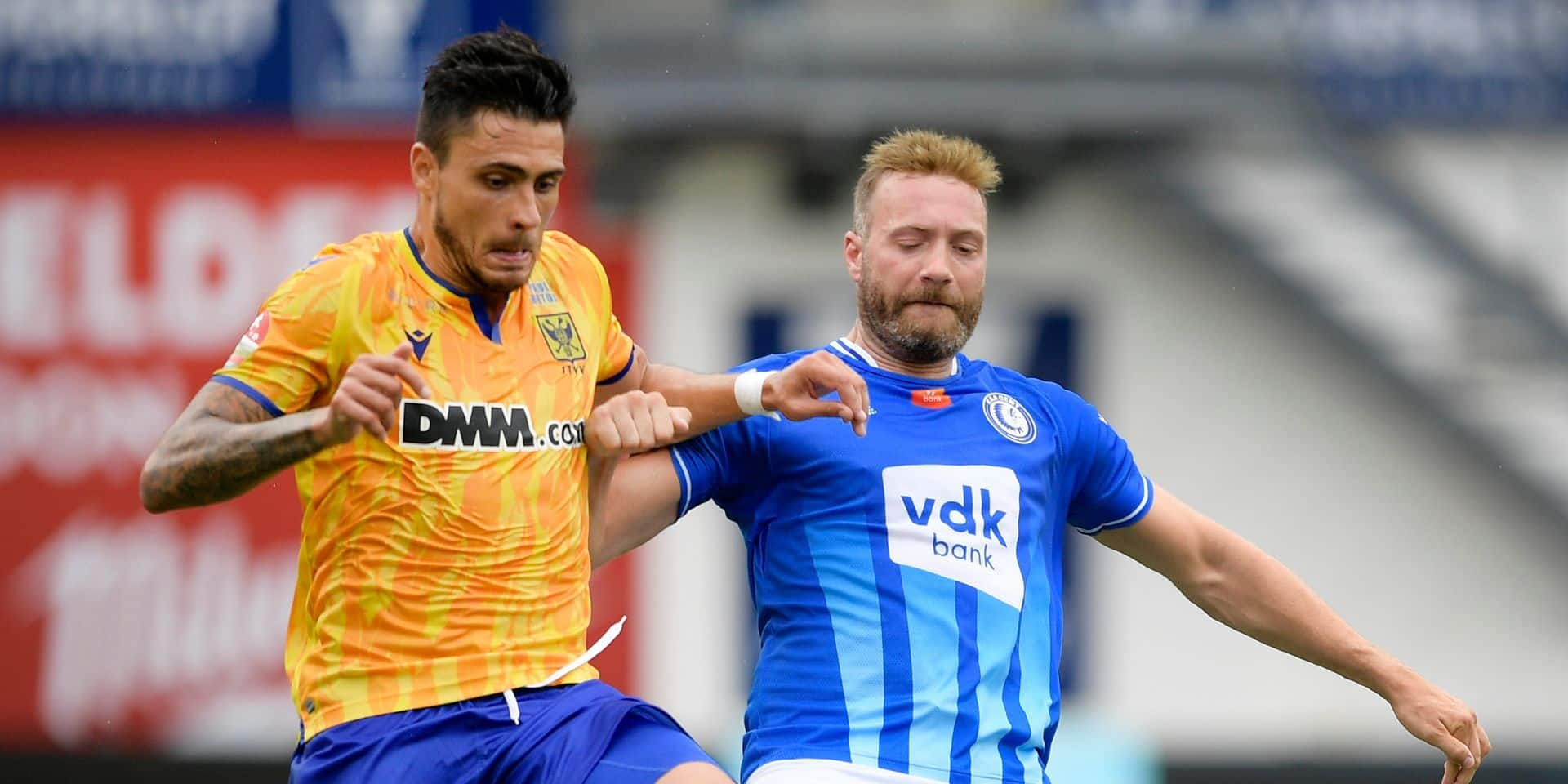 """L'ancien défenseur du Standard, Jorge Teixeira, est ambitieux: """"On ose venir à Anderlecht pour gagner"""""""