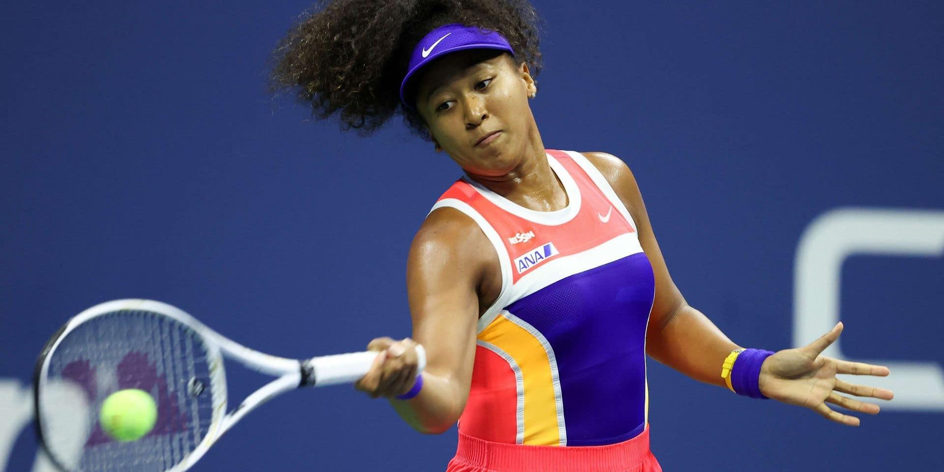 US Open: Osaka bat Azarenka en finale et s'offre le titre