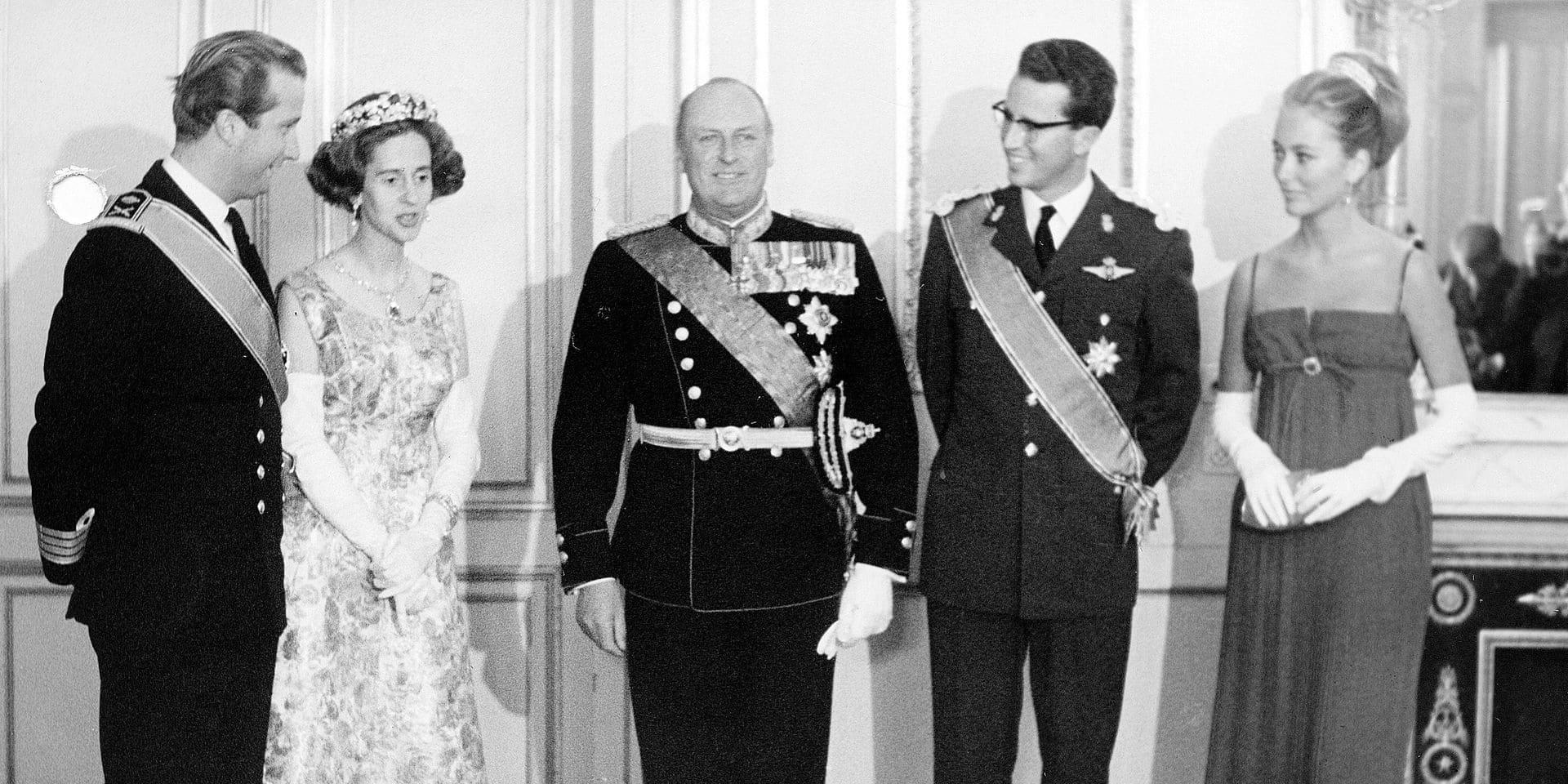 Il y a trente le roi Harald de Norvège prêtait serment, quelques heures après le décès de son père Olav V