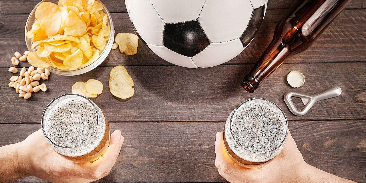 Jupiler, McDo, Coca-Cola, ... : alcool et malbouffe unis derrière les Diables pour doper les ventes et booster leur visibilité
