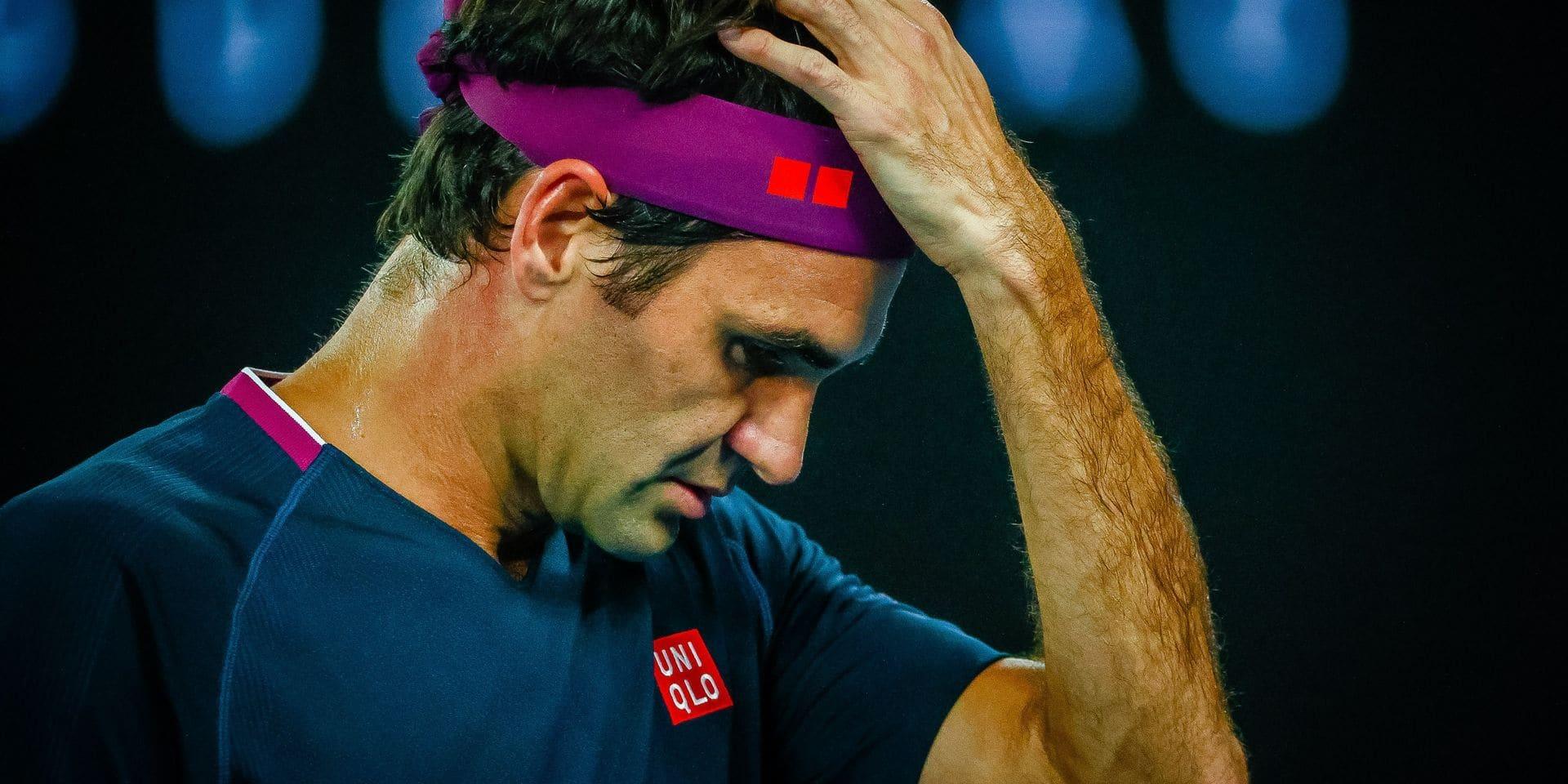Le match de la nuit: Federer face à celui qui a failli le faire tomber dans les pommes
