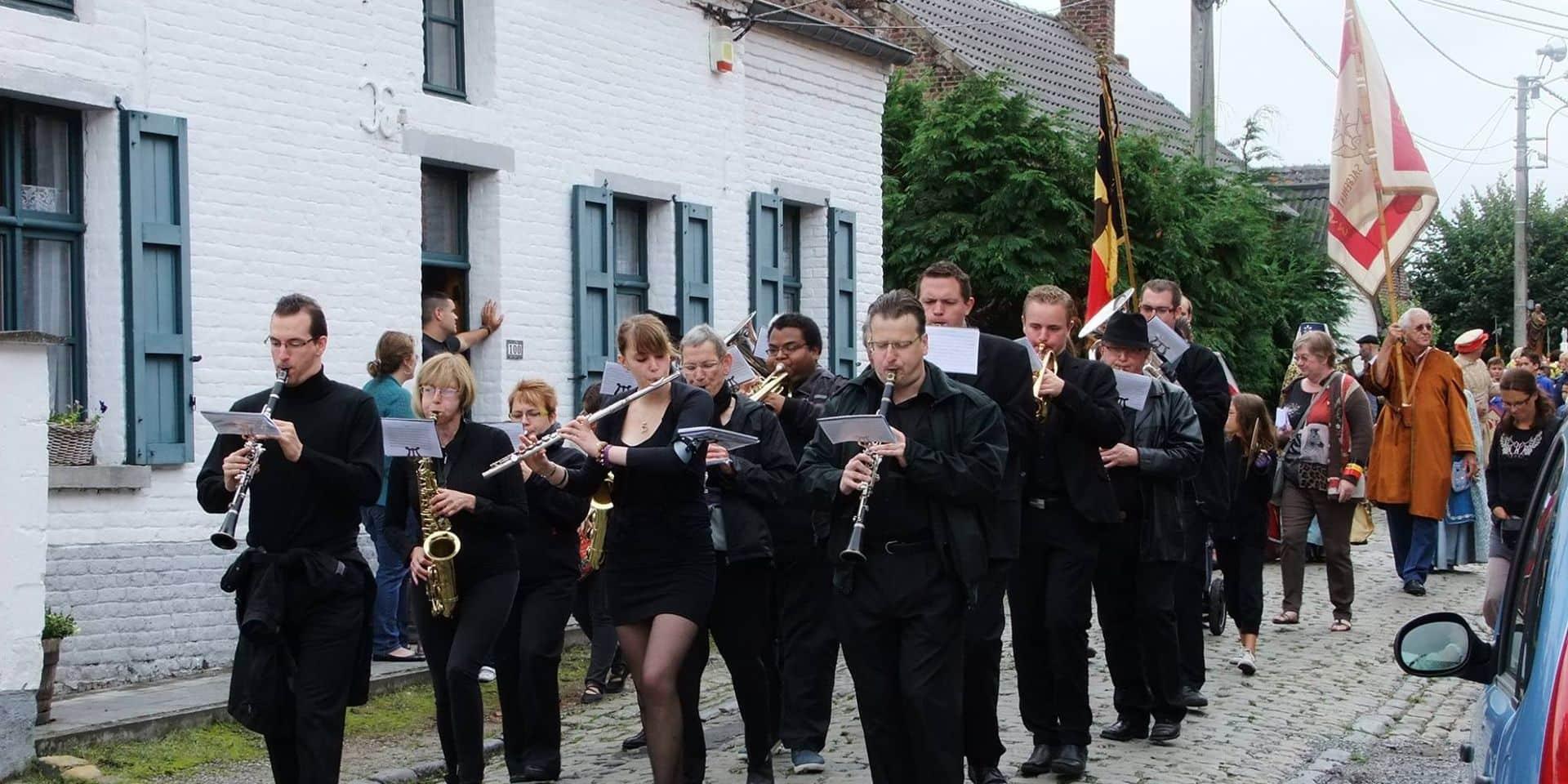 L'Harmonie Music'All Havré déménage, mais pas bien loin