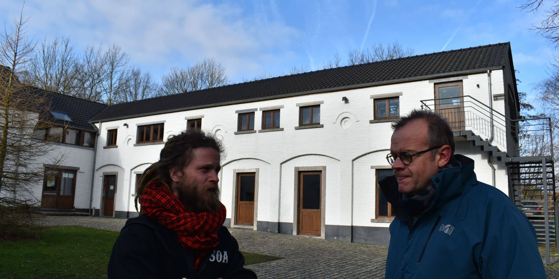 Un crowdfunding pour installer des panneaux solaires sur le toit de cette école de Mont-Saint-Guibert